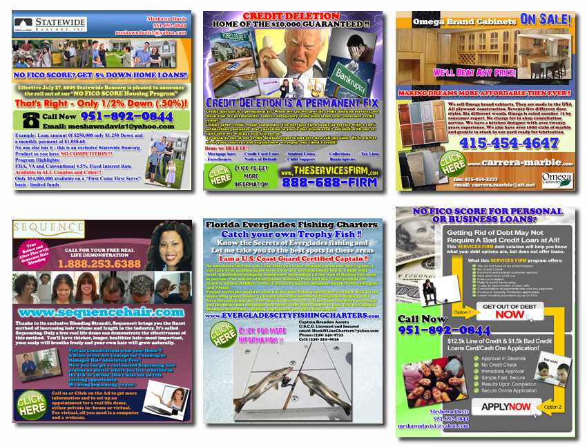 Craigslist Ad Design | Get one FREE | Craigslist Ad Maker